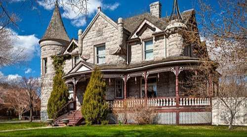 Standrod House in Pocatello, Idaho